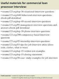 mortgage processor resume sample senior loan processor resume sample