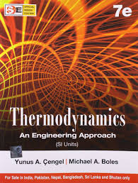 Thermodynamics An Engineering Approach(SI Units): Michael A. Boles ...