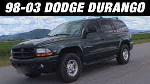 1998-2003 Dodge Durango V8 - Flowmaster Force II Cat-back Exhaust ...