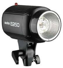 Buy <b>Godox E250</b> Mini Photography Studio Strobe Flash Lighting ...