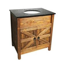 estep barn door 30 single bathroom vanity set