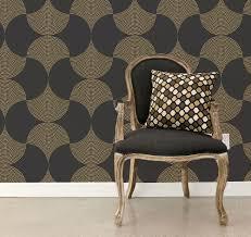 art deco wallpaper designers