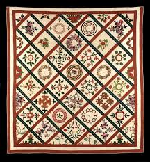 83 best Williamsburg images on Pinterest   Christmas, Christmas ... & Pidgeon Family Quilt, Made for Sarah Marshall Chandlee Pidgeon. Clarke and  Frederick Cos, Virginia. Quilts of Virginia Adamdwight.com