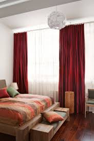 Modern Bedroom Curtain Curtain Ideas For Bedrooms