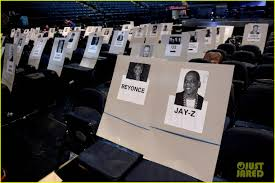 Grammys 2018 Seating Chart Revealed See Where Celebs Will