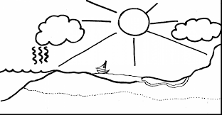 Small Picture awesome water cycle coloring page alphabrainsznet
