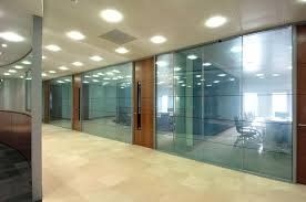 office glass partition design. Glamorous Office Glass Walls Architectural Simplicity Partition Interior Prices Design
