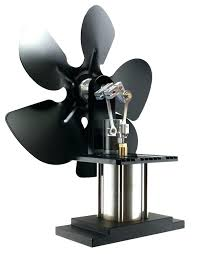 wood stove fan no electricity
