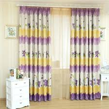 purple and yellow curtains purple and yellow kitchen curtains
