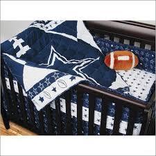 nfl dallas cowboys crib bedding designs