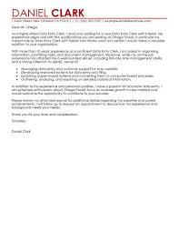 Cover Letter For Clerk Jobs Granitestateartsmarket Com