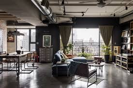 HAO Design Urban apartment interior design styles