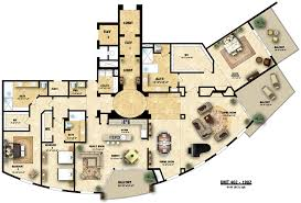 home floor plans color colored house plans architectural floor plan home design