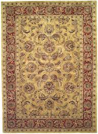classic rug in gold and burdy persian rugs orange county wheat olive