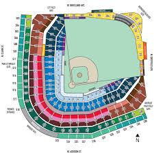 Cellular Park Seating Chart