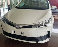 Toyota Corolla GLi Automatic 1.3 VVTi 2017 for sale in Islamabad ...