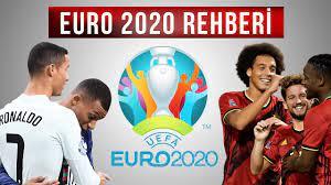 EURO 2020 ÖNCESİ TÜM BİLMENİZ GEREKENLER! - AVRUPA ŞAMPİYONASI REHBERİ…  (EURO 2020) - YouTube