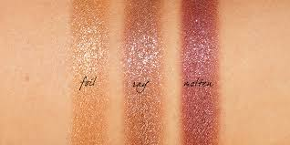 Hourglass Scattered Light Swatches Hourglass Holiday Scattered Light Trio Swatches The Beauty