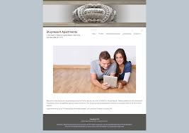 Graphic Design Albany Ny Stuyvesant Apartments Wordimagemedia Web Design