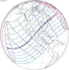 Eclissi solare dell'8 aprile 2024