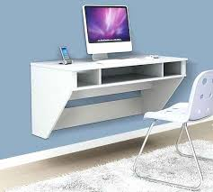 wall mounted computer desk ikea floating computer desk wall mounted desks to make the most of wall mounted computer desk ikea