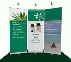 Retractable Display Stands 100x Retractable Banner Stands Set with 100 Halogen Lights Event 38