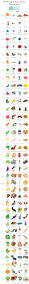 Pregnancy Fruit Size Chart Expecting With Ovia Pregnancy You Will Have The Best