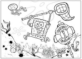 Nickelodeon Coloring Pages Pdf Easter Spongebob Teenage Mutant Ninja