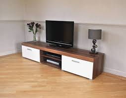 small tv units furniture. 2 Metre White \u0026 Walnut Sydney Door TV Cabinet Extra: Amazon.co.uk: Electronics Small Tv Units Furniture