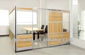 Wooden Office Partitions Particle Board Office Partition Layout