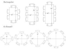 dining table measurements dimensions for 8 room on round cm dining room dimensions table