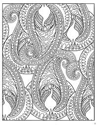 Small Picture Paisley Design Coloring Pages Animals via cindy van den akker