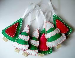 Felt Christmas Tree Pin  Fun Family CraftsChristmas Felt Crafts