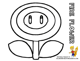 Mario Coloring Pages Getcoloringpagescom