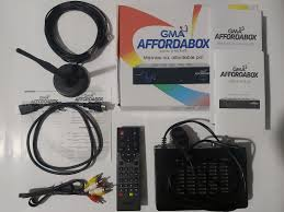 GMA Affordabox, TV & Home Appliances, TV & Entertainment, Media Streamers &  Hubs on Carousell