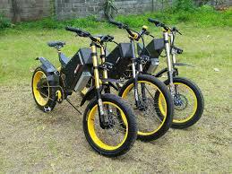 Custom E-BIKE by Le-Bui company from Lombok, Indonesia | EvNerds