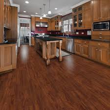 kitchen floor vinyl tile l and stick plank flooring installation armstrong banbury self reviews backsplash engineered