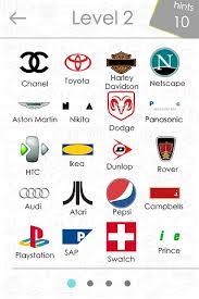 logos quiz answers level 2
