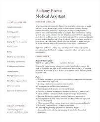 Sample Administrative Assistant Resumes Hr Generalist Resume Sample