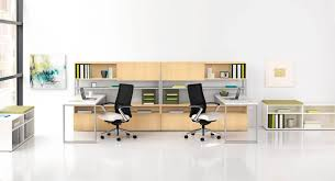 Desks Business Desk Desktop Contemporary Home Office Furniture  Table And Chairs Cubicle Black E