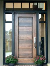 unique door glass panel exterior door wood doors with panels front throughout glass panel exterior door t