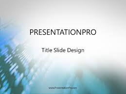 Powerpoint Circuit Theme Circuit Powerpoint Template Background In Technology