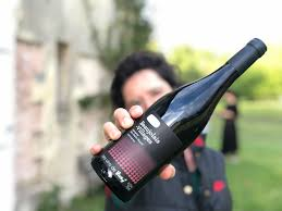 <b>New</b> look for the Beaujolais-Villages - <b>Miss Vicky</b> Wine