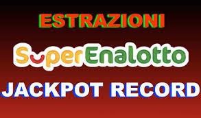 SuperEnalotto Lotto 10 e Lotto Simbolotto 11 gennaio ...
