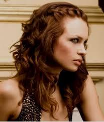 Increible Peinados Con El Pelo Suelto Chino Peinados Para Cabello Peinados Pelo Suelto