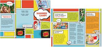 Sample Preschool Brochure Child Care Brochure Template 24 Child Care Owner 9