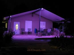 led patio lighting ideas. florida garage patio uses led lighting and becomes the perfect spot for catered events led ideas o