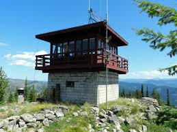 Lookout Tower Plans Fire Tower House Plans