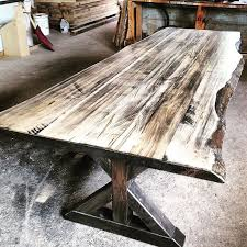 maple wood dining room table. wormy maple live edge harvest table more · rustic wood furnitureunfinished dining room i