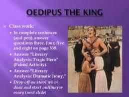 oedipus rex tragic hero essay causes of globalization essay oedipus rex tragic hero essay